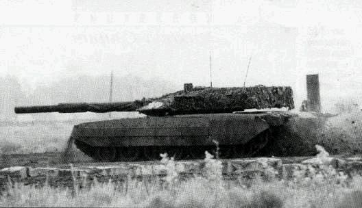دبابة black eagle Mbt.russia.blackeagle